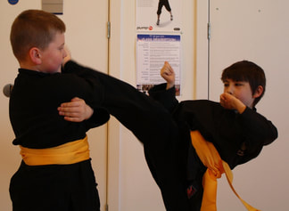Childrens Kung Fu Class in Edinburgh